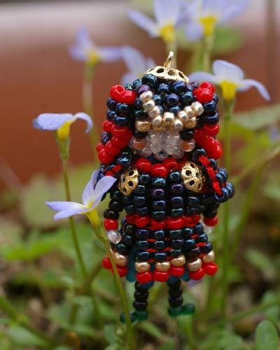 beads samurai